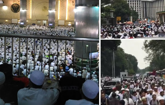 masjid istiqlal serasa Makkah