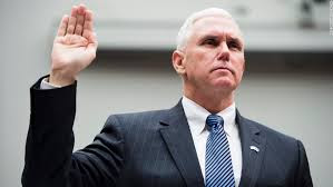 Vice President, Mike Pence, Foreign, News, Donald  Trump, Email hack