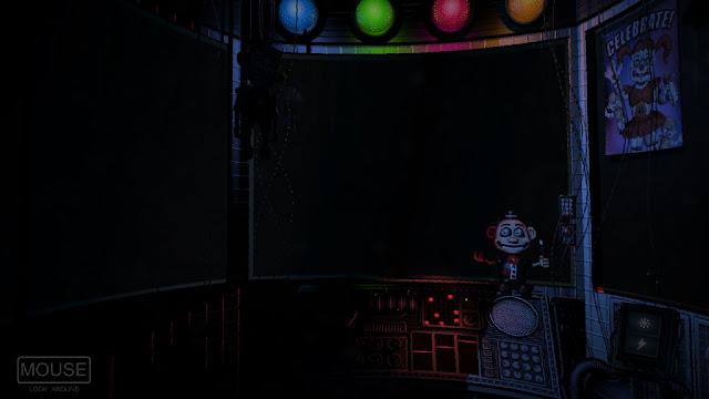Five Nights at Freddy's: Sister Location v1.0 Apk Full