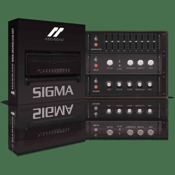 Audio Assault Sigma v2 Full version