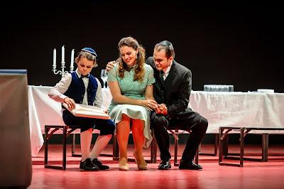 Verdi: Nabucco - Katerina Hebelkova, Adrian Dumitru - Heidenheim Opera Festival (Photo Oliver Vogel)