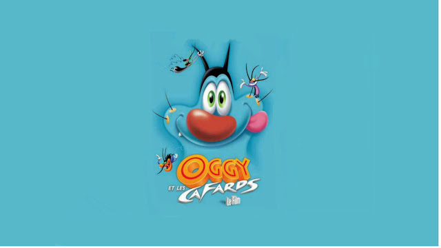 Oggy and the Cockroaches: The Movie (2013)