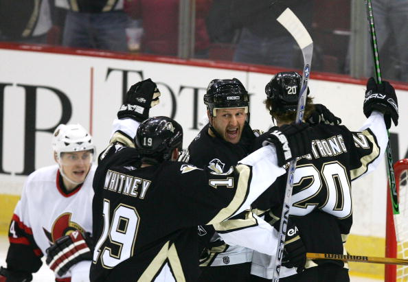 Ryan Whitney And Colby Armstrong Hype Their Pittsburgh