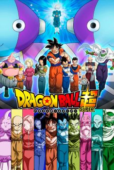 Dragon Ball Super Torrent - WEB-DL 720p/1080p Dual Áudio