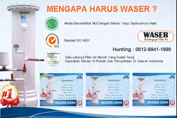 filter air tanah jakarta timur