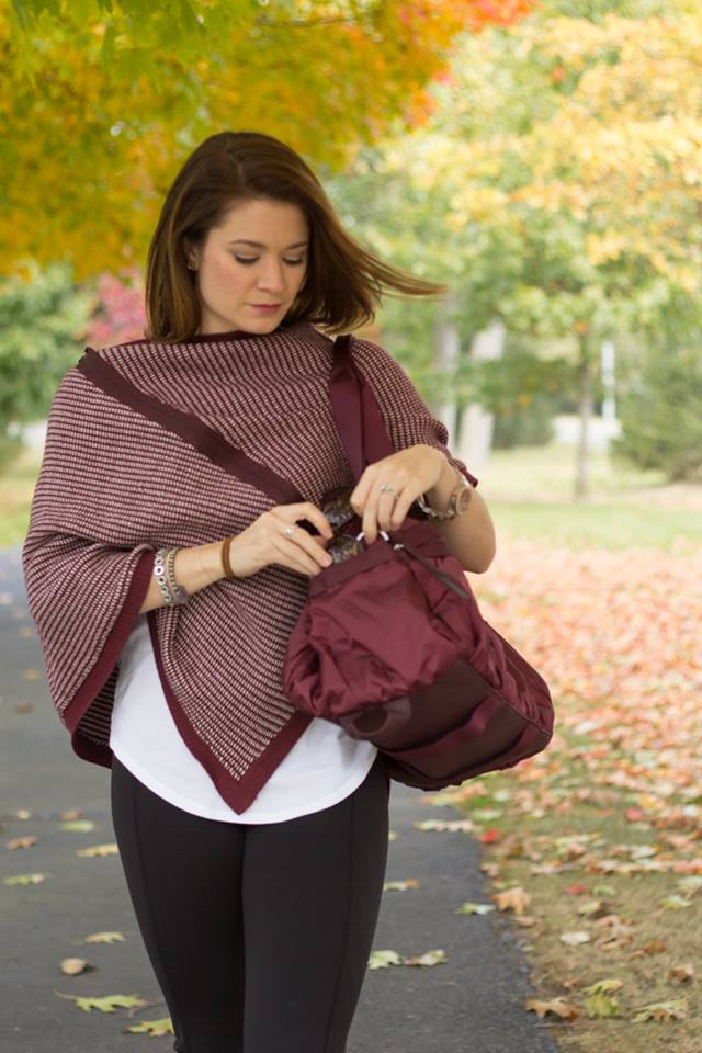 lululemon on-the-go-scarf