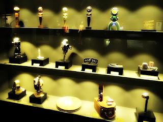 A Evolução do Kikito no Museu do Festival de Cinema de Gramado
