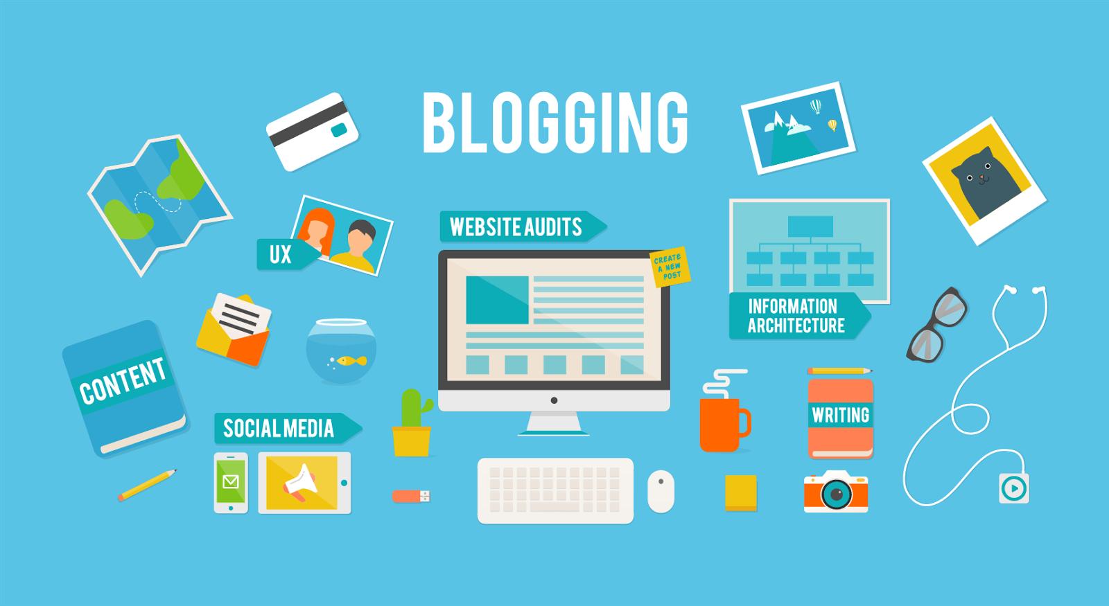 Tips Agar Blog Dapat Terus Menghasilkan