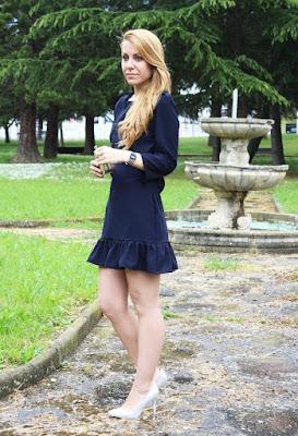 fotos de Vestidos Cortos Casuales