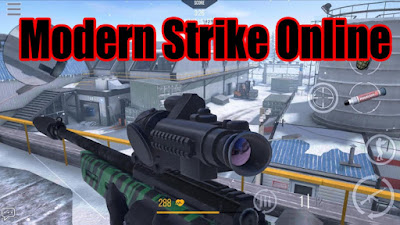 Modern Strike Online Apk + Mod (unlimited ammunition/no) Download