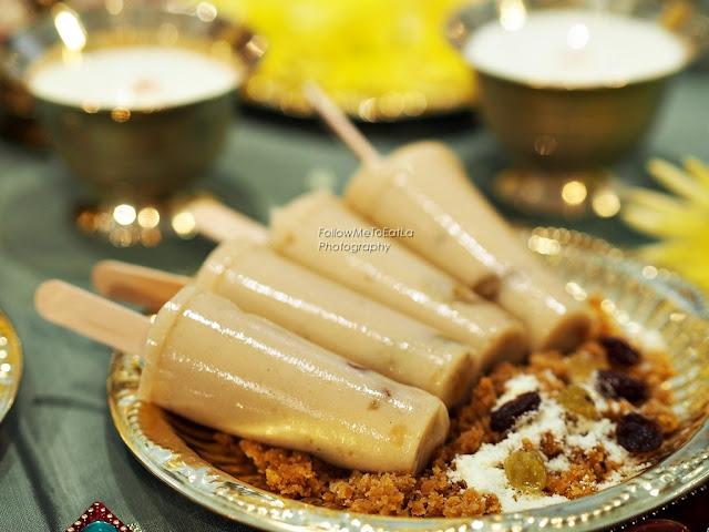 Gula Melaka Payasam Ice Cream