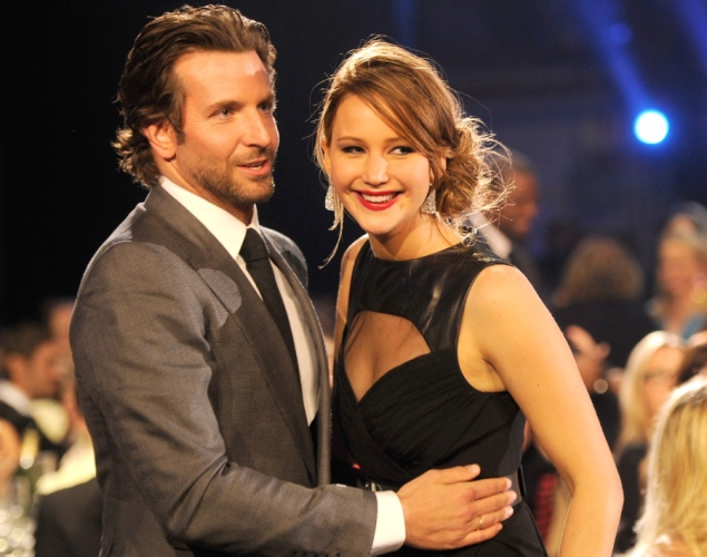 does jennifer lawrence dating bradley cooper