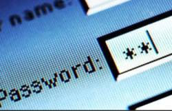 password in chiaro sul computer