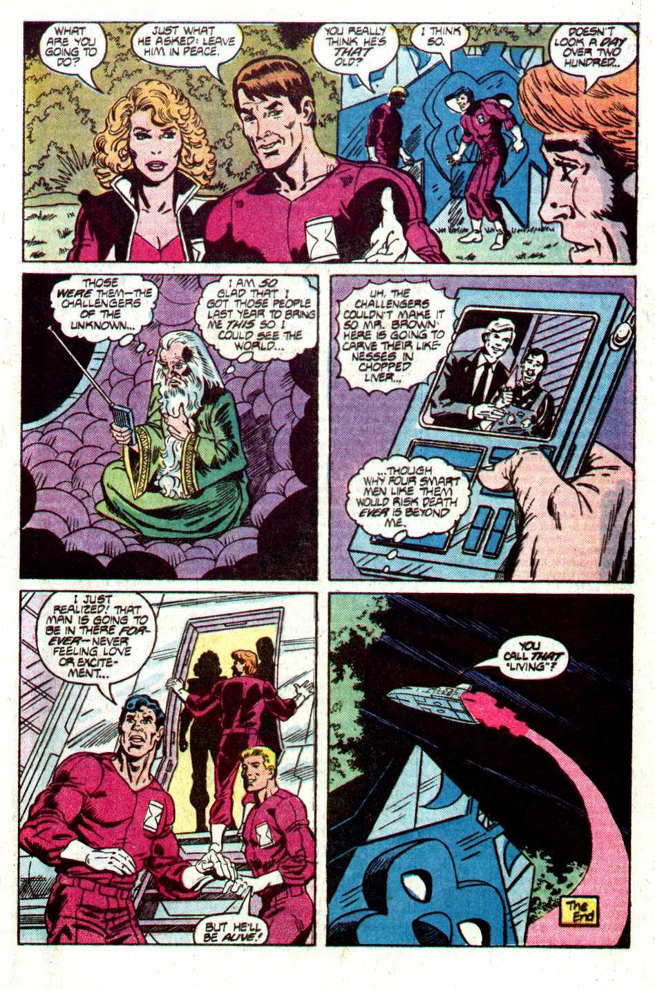 Read online Secret Origins (1986) comic -  Issue #12 - 42