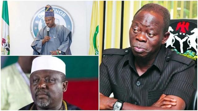 APC Headquarters Finally Moves Against Gov. Okorocha, Amuson, Others