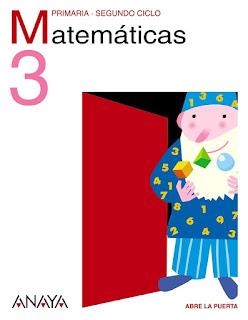 MATEMÁTICAS 3º PRIMARIA