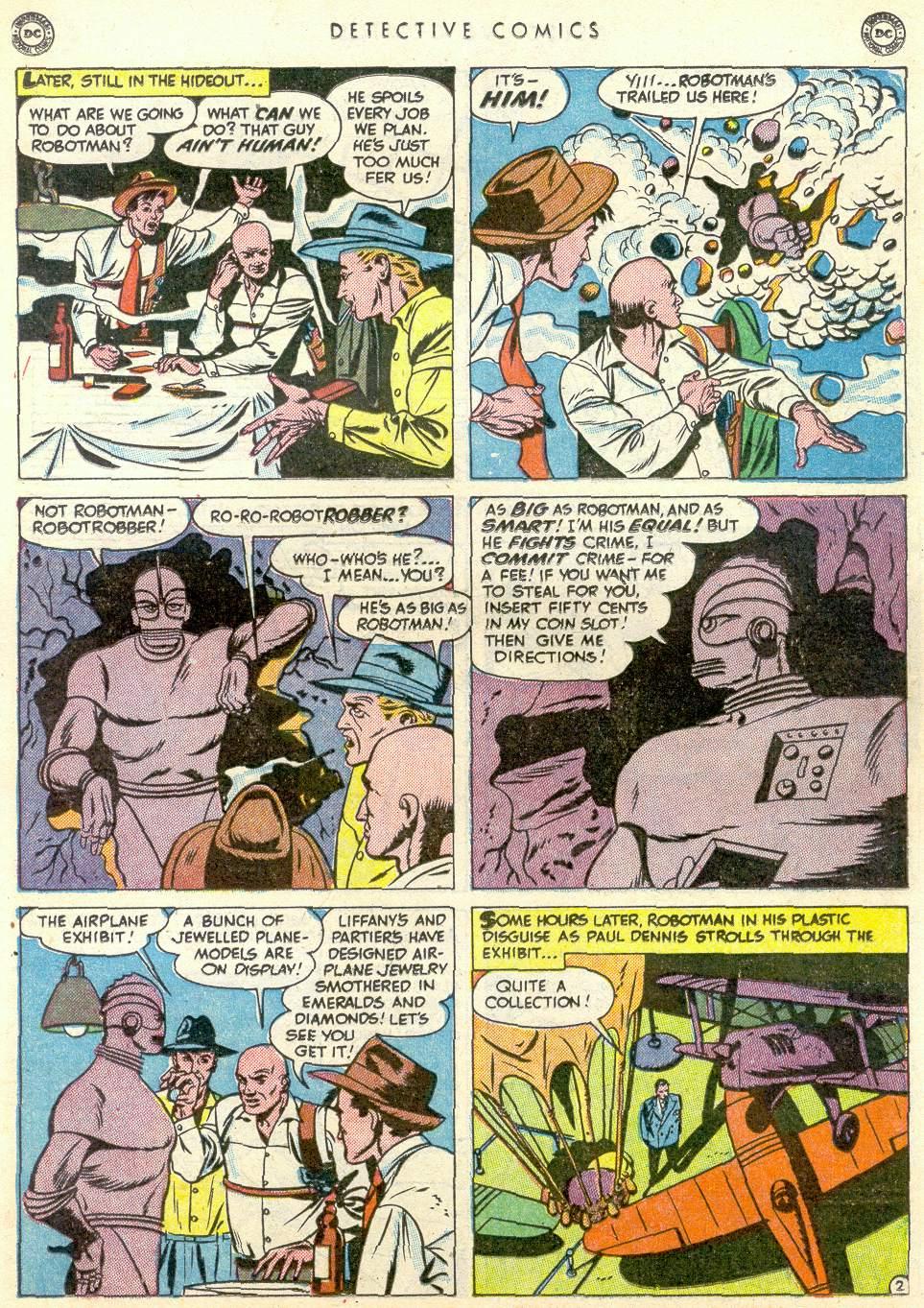 Read online Detective Comics (1937) comic -  Issue #163 - 26