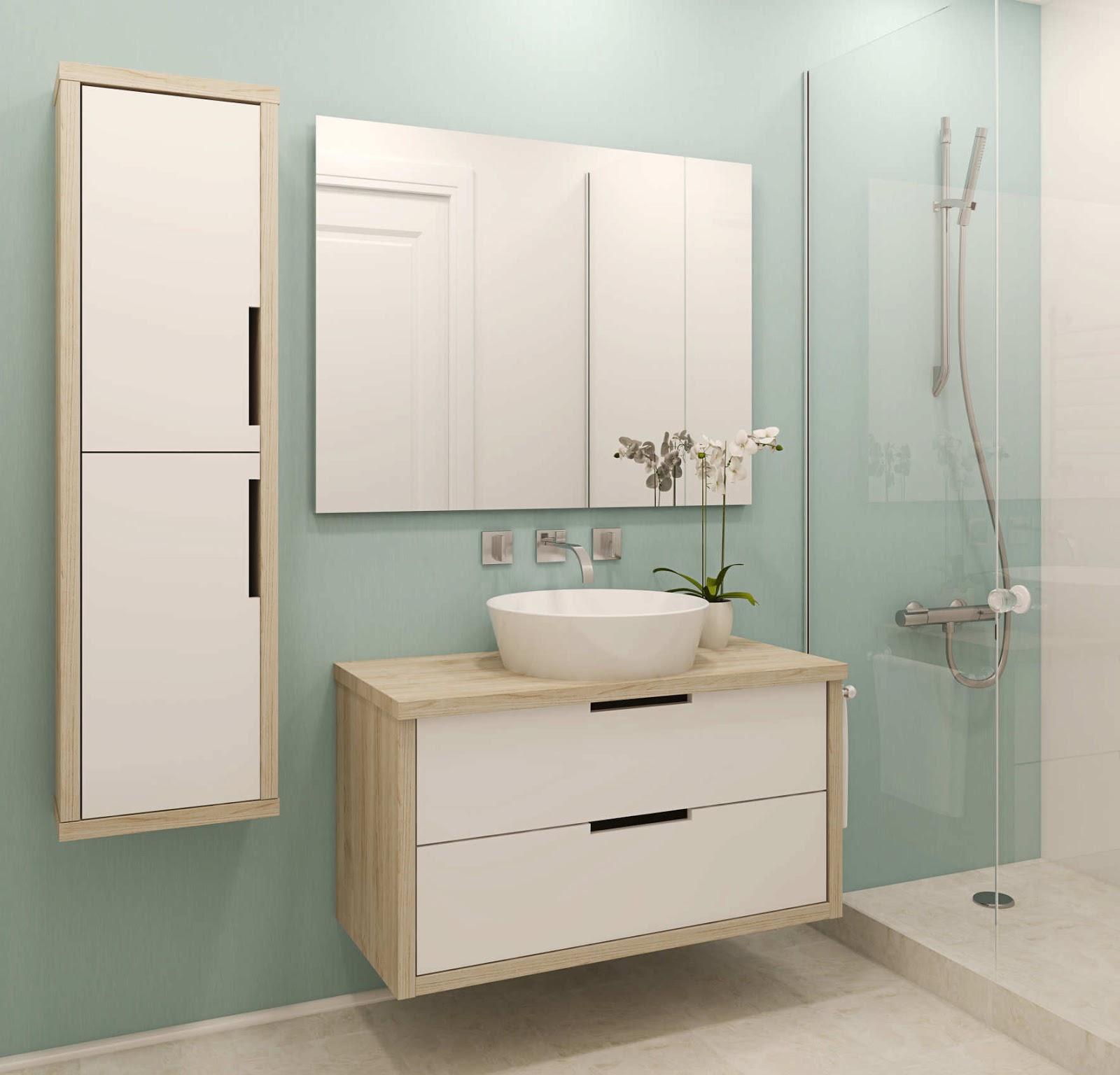 55 desain kaca kamar mandi modern dan minimalis   desainrumahnya