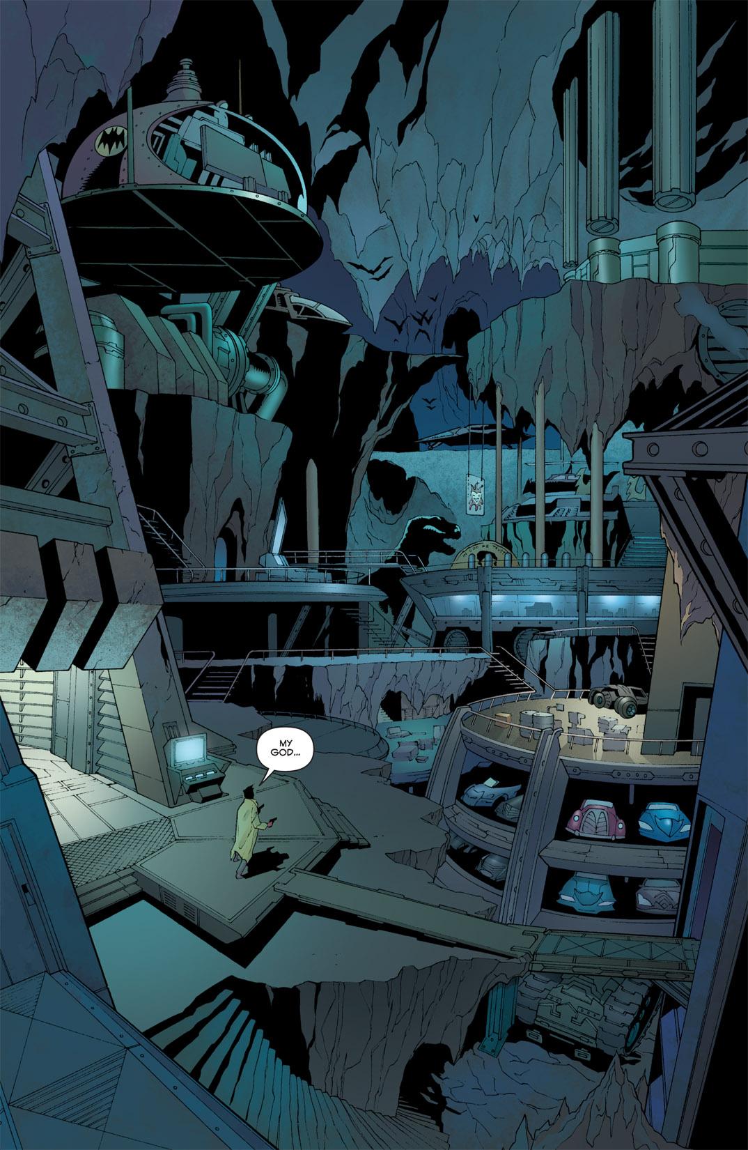 Detective Comics (1937) 850 Page 12