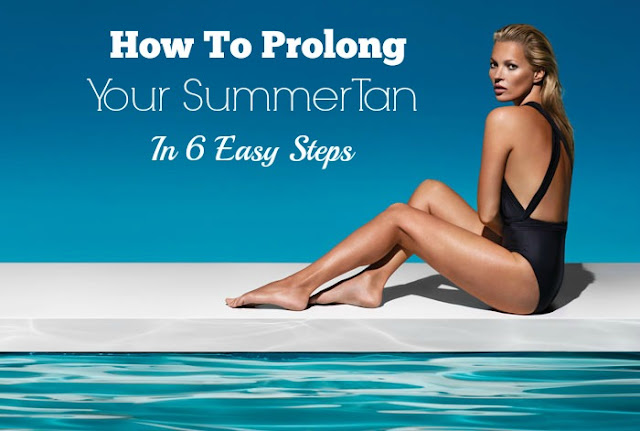 How-To-Prolong-Your-Summer-Tan