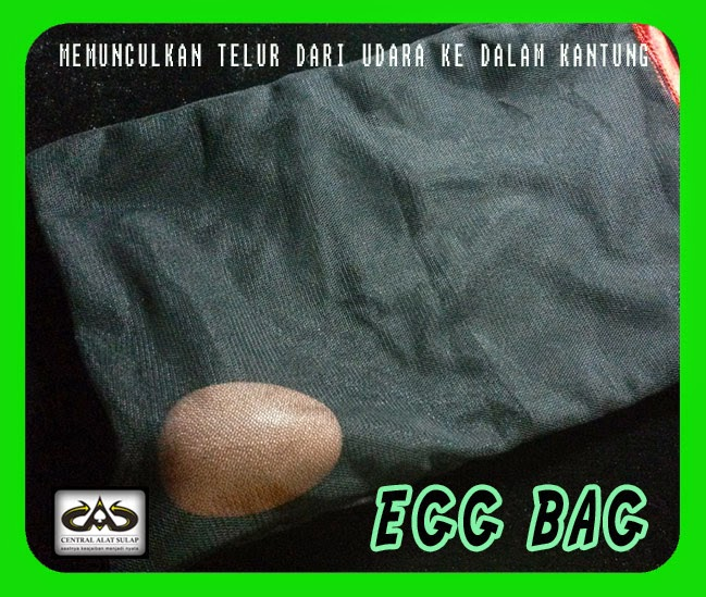 TOKO SULAP JOGJA EGG BAG MAGIC