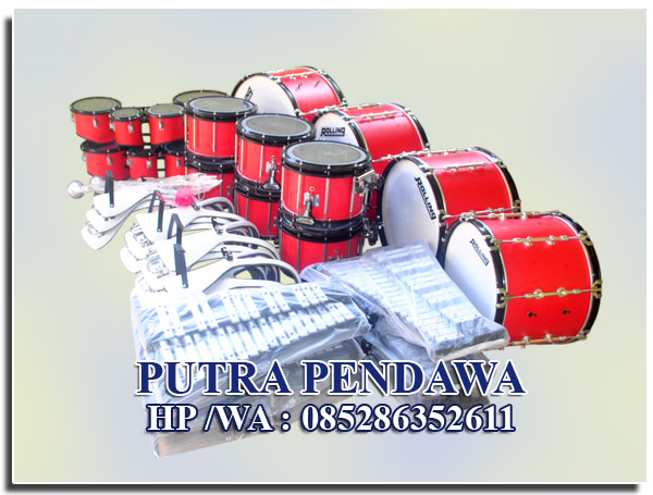 ALAT MARCHING BAND HTS SD PAKET PREMIUM