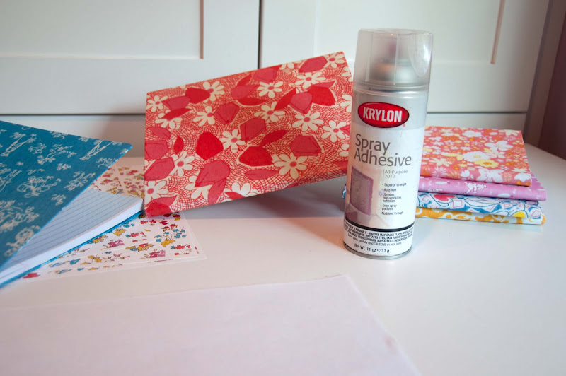 Aesthetic Nest Craft Pretty Paper Covered Composition