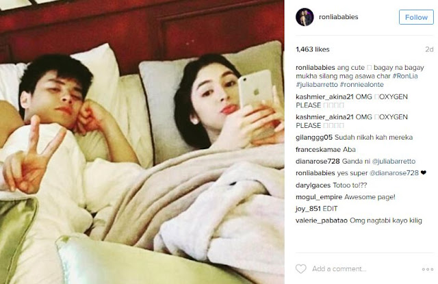 Julia Barretto and Ronnie Alonte Caught On Camera In Bed Together?! Find Out The Juicy Details Here!