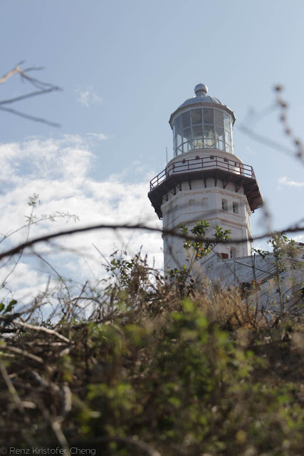 Burgos Lighthouse in Ilocos