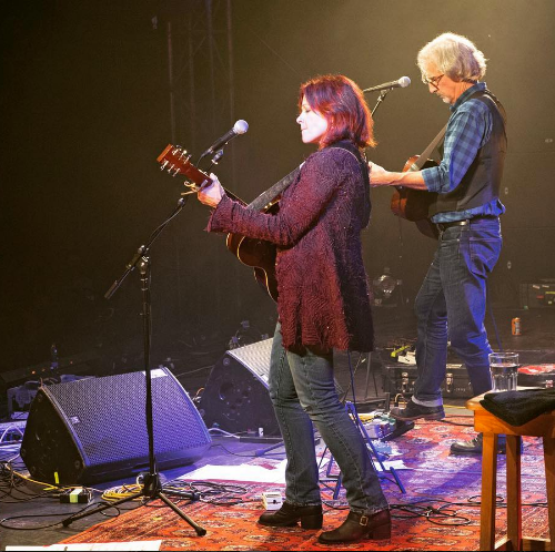 Rosanne Cash & John Leventhal @ Koerner Hall, Thursday