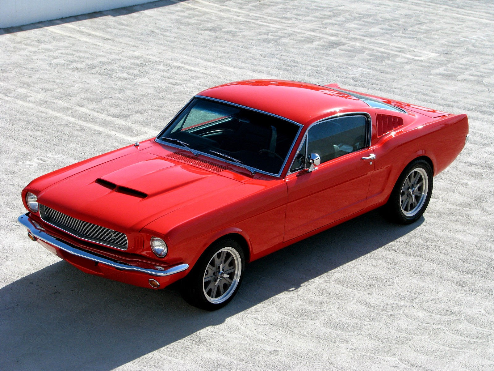 Resto Mod Cars For Sale: 1965 Ford Mustang Fastback Resto-Mod Paxton Supercharger