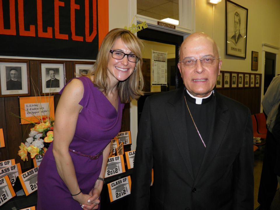 With Both Hands: His Eminence Francis Cardinal George's ...