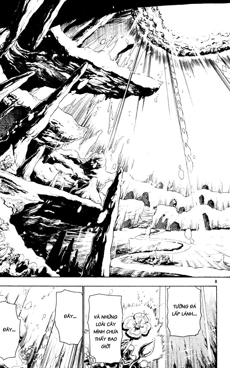 Magi The Labyrinth of magic chapter 6 trang 9