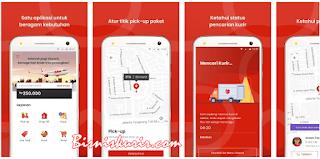 Aplikasi Lion Parcel MobApps.