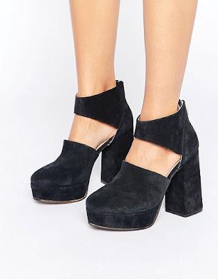Zapatos de Plataforma Mujer sencillos