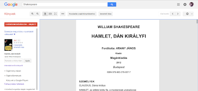 Google Books találat