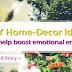 DIY Home-Decor Idea that help boost emotional energy