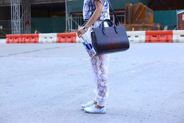 smartwater, nyfw, fashion blog, street style, alexander wang, keds, keds style, jay godfrey, ootd, ootn, new york fashion week