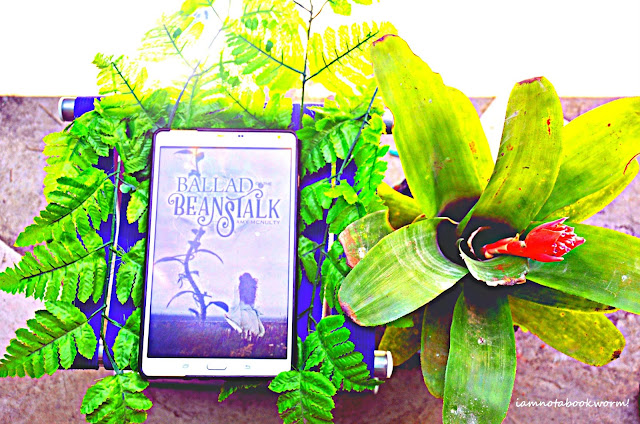 Ballad of the Beanstalk by Amy McNulty | ARC | A Book Review by iamnotabookworm!