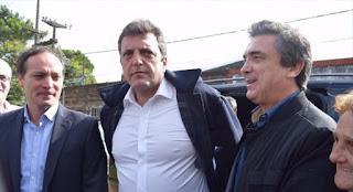 Sergio Massa acordó con el peronismo de Corrientes y bajó a su candidato a intendente de la capital provincial, en una jugada que anticipa el cierre a nivel provincial para respaldar la candidatura a gobernador de Camau Espínola, una posibilidad adelantada hace meses por LPO.