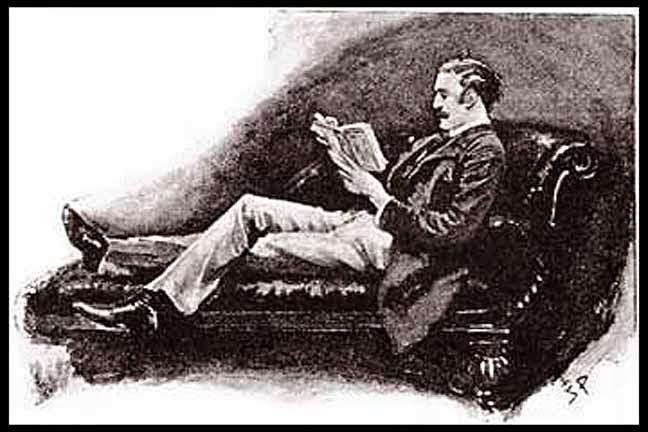 CoastConFan Blog John Hamish Watson, MD or The Mystery of the