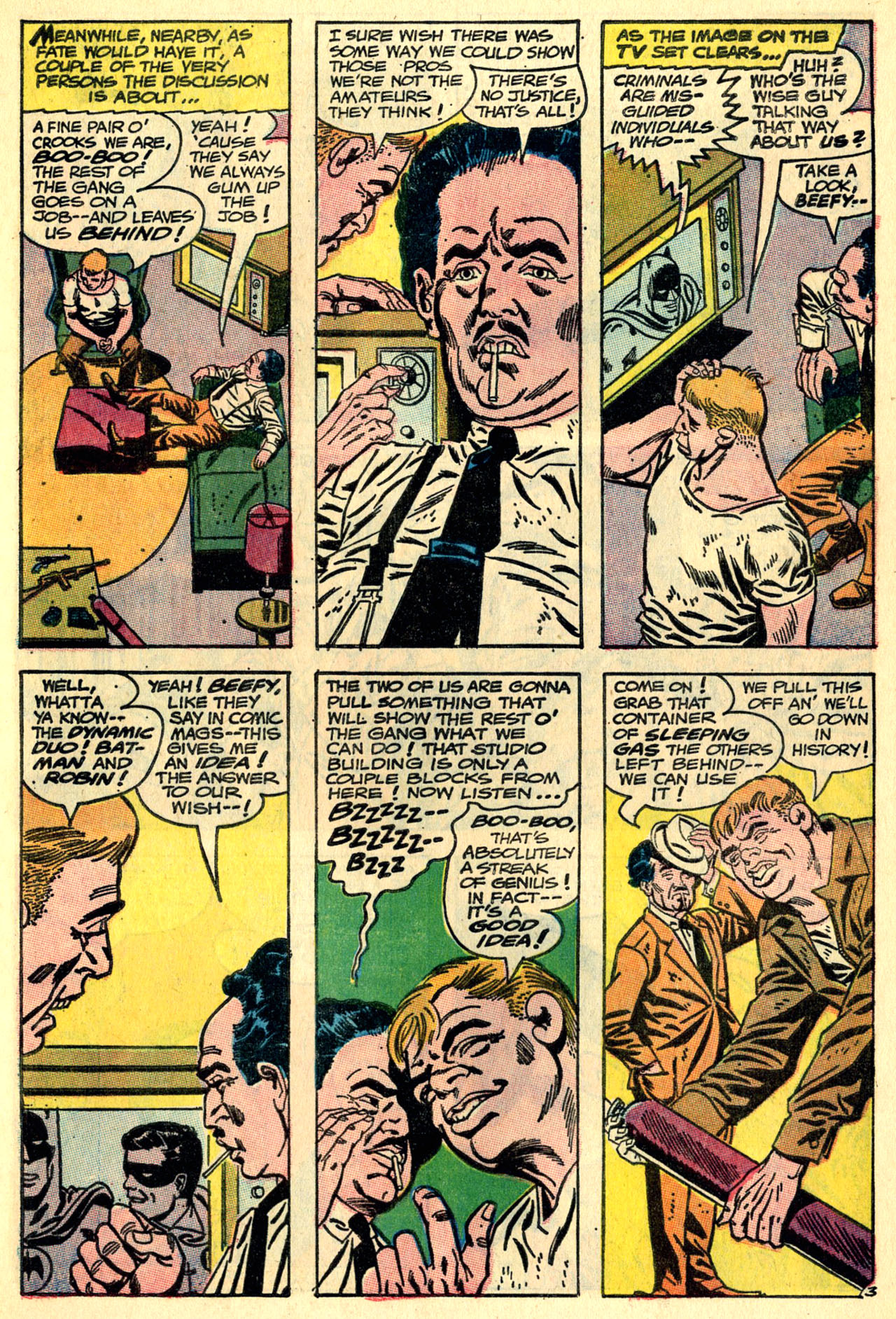 Detective Comics (1937) 357 Page 4