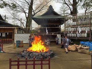 どんと焼(平成27年1月14〜15日)