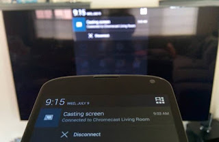 How to Cast Android Screen on your Smart TV