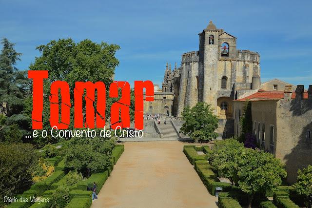 O que visitar em Tomar, Portugal