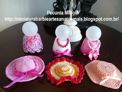 DIY - Como Fazer Expositor/Display/Stand   Para Chapéu de Bonecas Passo a Passo foto 4