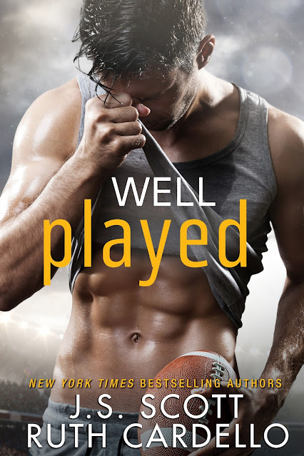 Cover Reveal: Well Played