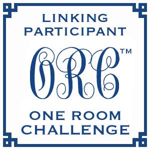 One Room Challenge – Week One!