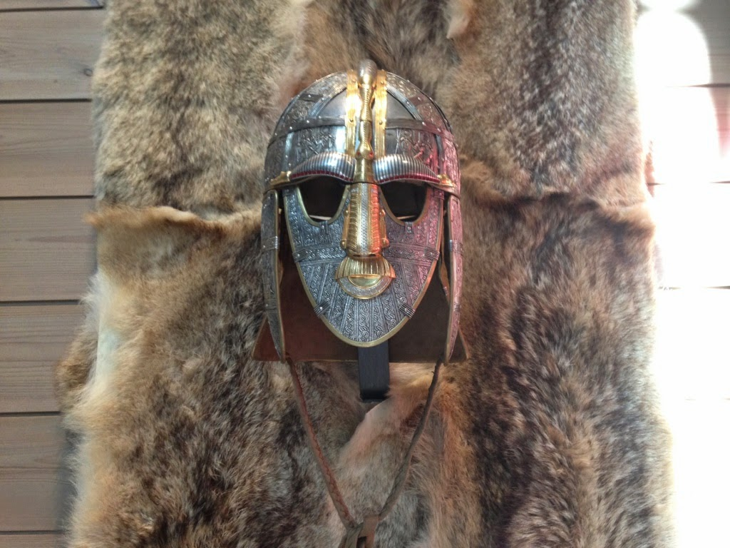 Sutton Hoo mask