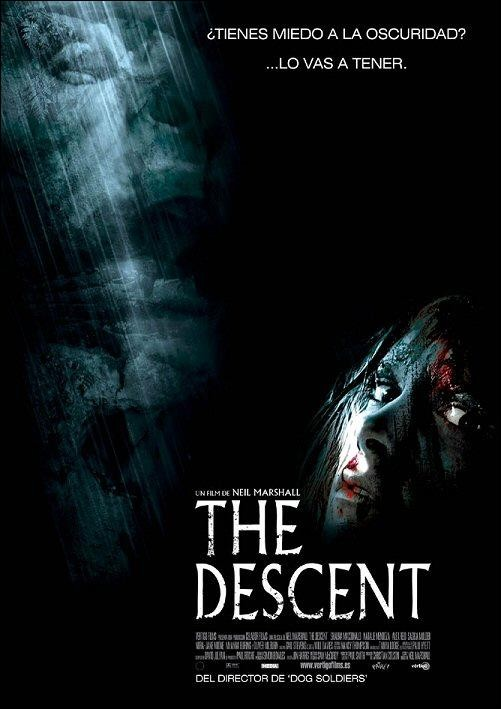 The Descent 1 Y 2 DVDRip [Español Latino] Descargar